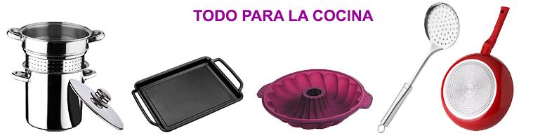 Tienda online de utensilios de cocina y menaje lacor for Utensilios del hogar