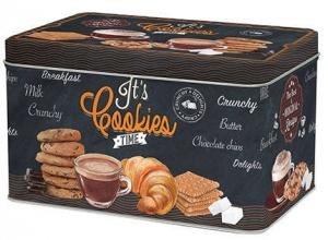Caja para galletas comprar cajas de metal for Menaje hogar online
