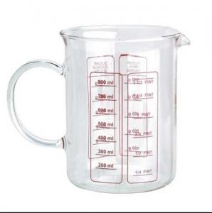 Jarra medidora de vidrio compra utensilios de cocina online for Menaje cocina online