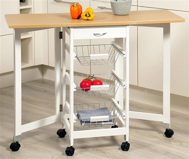 Carro de cocina extensible compra carros de cocina - Carritos para cocina ...