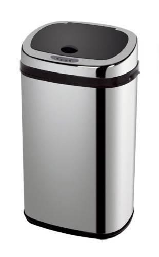 Cubo de basura autom tico cubos para la cocina for Cubo basura extraible ikea
