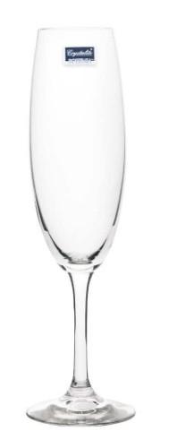 Copa martina de cava champan 22cl cristal de bohemia for Copas bohemia