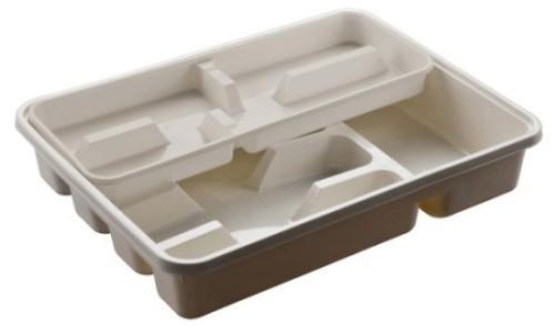 Cubertero doble comprar cuberteros online for Menaje cocina online