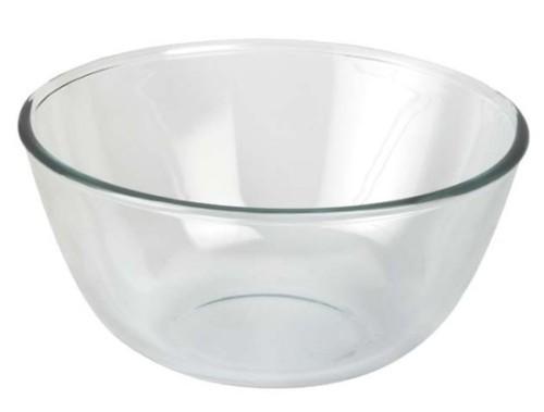 ensaladera de vidrio lisa compra utensilios de cocina online