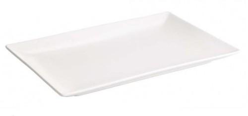 Vajillas blancas modernas kahla tao blanco juego platos - Vajilla cuadrada carrefour ...