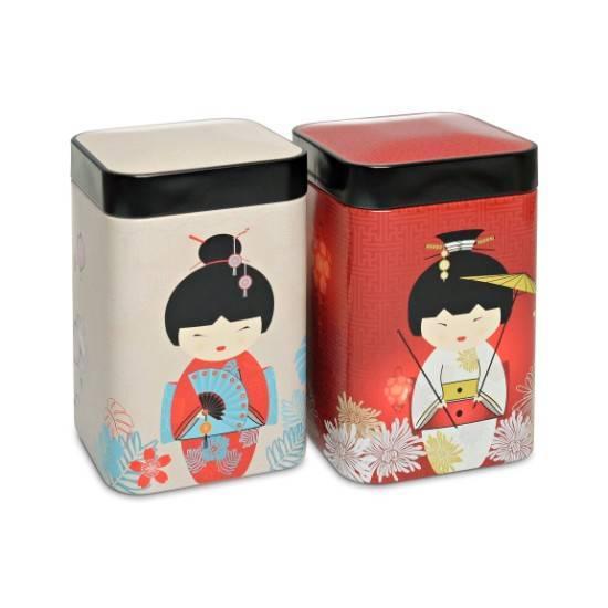 Lata para el t herm tica geisha todo para el t for Menaje hogar online