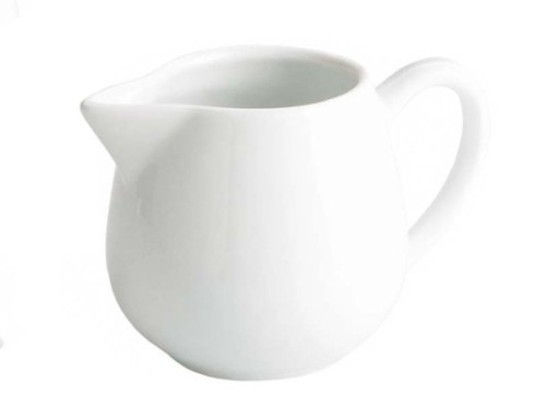 Lechera de porcelana bola comprar lecheras online for Marcas de vajillas de porcelana