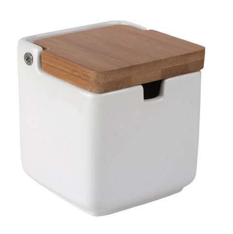 Mini salero de cocina para la mesa for Saleros de cocina
