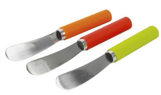 cuchillo para untar mantequilla y pat profesional