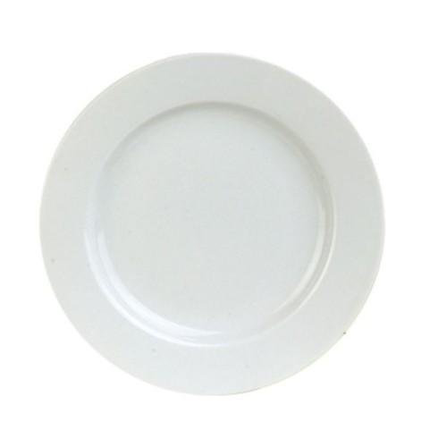 Plato postre hotel de porcelana vajillas porcelana blanca - Platos porcelana blanca ...