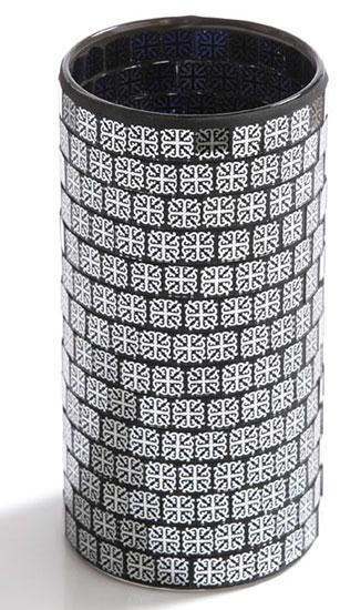 Portavelas alto mosaico comprar portavelas online for Menaje hogar online