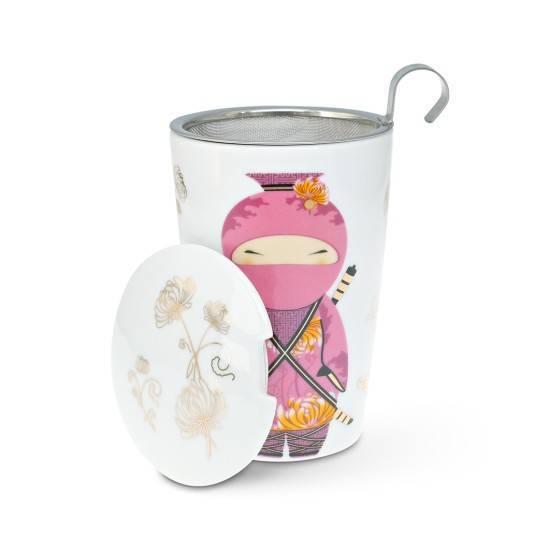 Taza t rmica con filtro y tapa de la marca eigenart - Taza termica para cafe ...