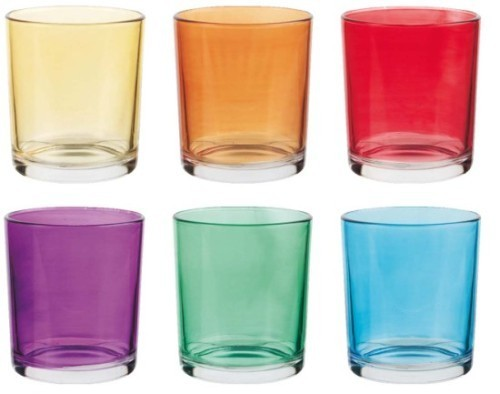 Vaso macao agua de colores comprar vasos de colores - Vasos de colores ...