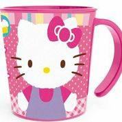 Mug infantil Hello Kitty apilable