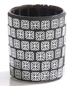 Portavelas mosaico comprar portavelas online for Menaje hogar online