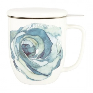 Taza infusion bloom con filtro