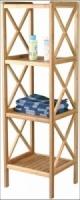 Compra quesera rectangular con bandeja tienda de for Estanterias de bambu para bano