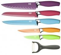 Cuchillos de acero comprar utensilios de cocina online for Cuchillos cocina online