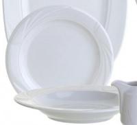 Plato cuadrado postre de porcelana comprar vajillas for Platos cuadrados de porcelana