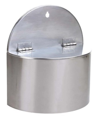 Salero de cocina de acero inoxidable for Menaje acero inoxidable