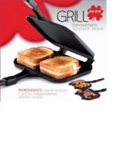 Sandwichera grill doble