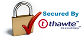 Secured By Thawte. Compra con total seguridad!